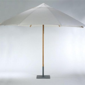 11ft ivory umbrella