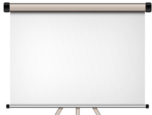 projector screen 8x8