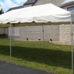 10x20 frame tent