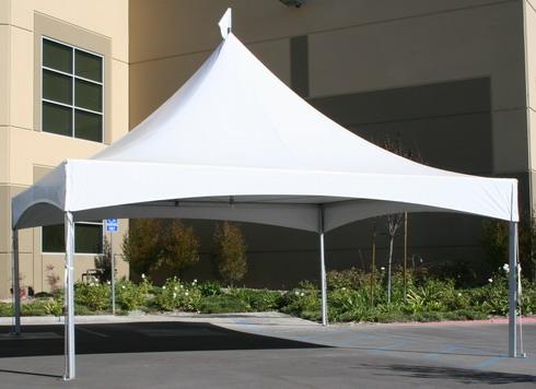 20x20 Festival Canopy & 20u0027x20u0027 Canopy Festival (Peak) Style | Platinum Event Rentals