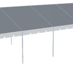20 x 50 frame tent 8 high