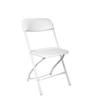 samsonite folding chair no pad  sc 1 st  Platinum Event Rentals & White Plastic Samsonite Chair | Platinum Event Rentals