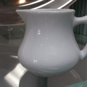 serving items 4oz porcelin creamer