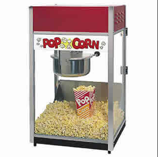 Popcorn Machine popcorn not included