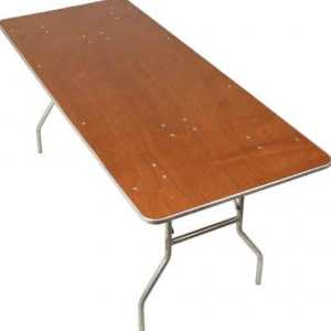 8 foot king table 96inch x 40inch