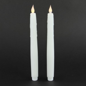 battery operated 11inch candle