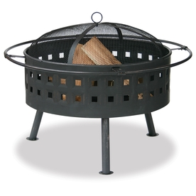 firepit includes one bundle of wood