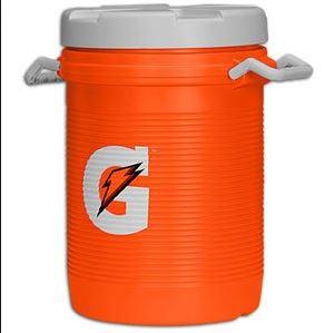 5 gallon beverage dispenser water cooler beverage dispenser gallon orange plastic with spigot platinum