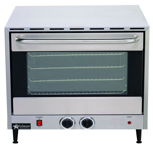 Table Top Ovens Electric ~ Tabletop electric convection oven fits quarter sheet